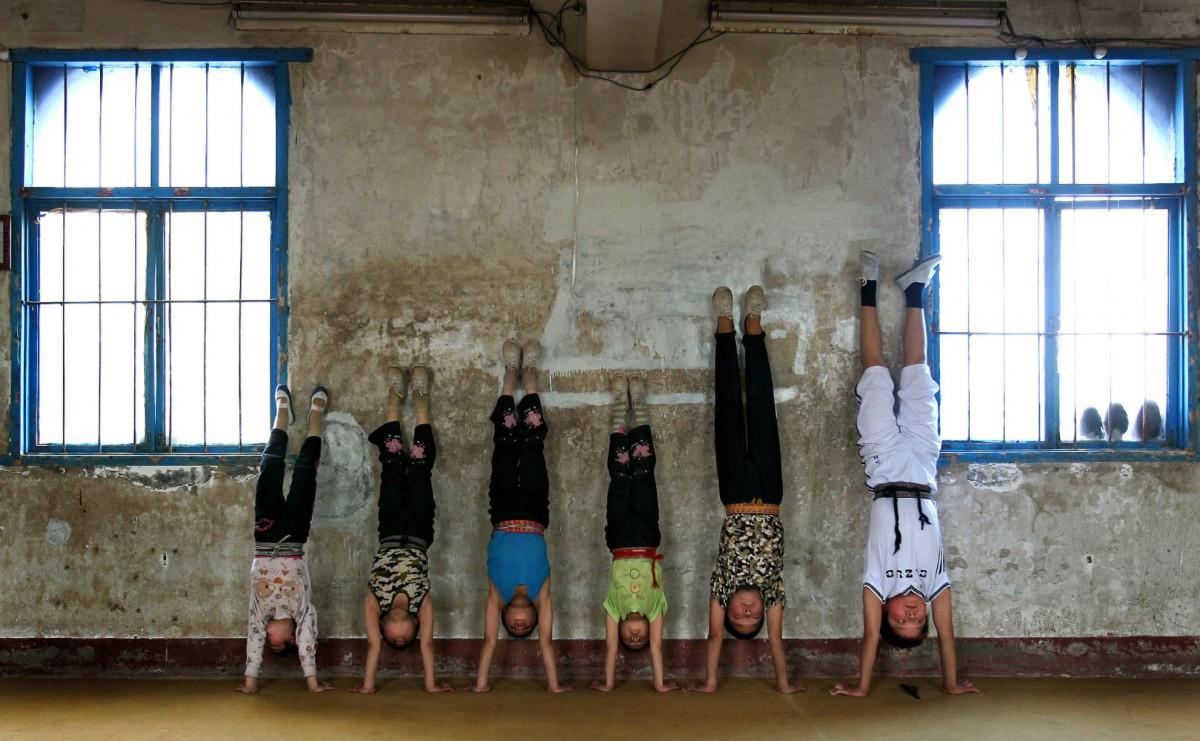 Zai Ming Acrobatic School