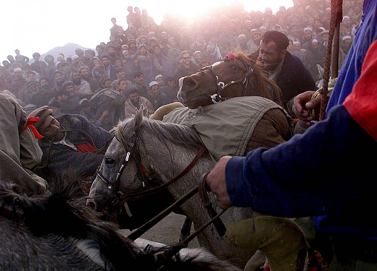buzkashi...BEAUTIFUL LIFE