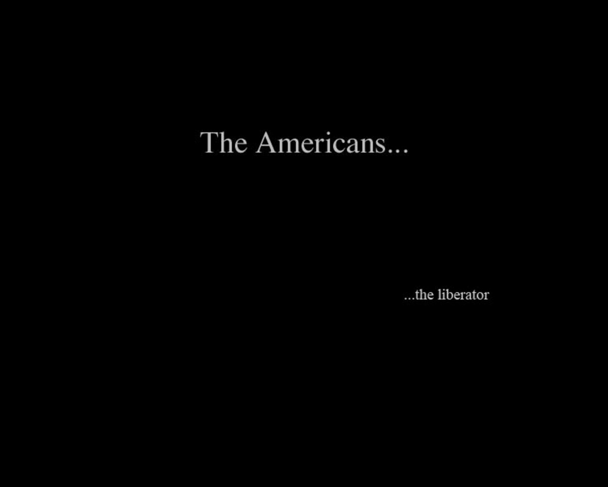 The Americans...