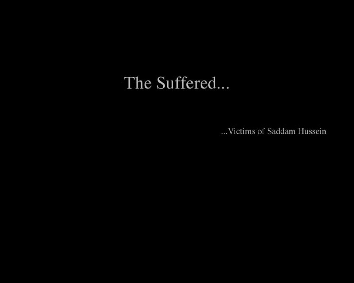 The Suffered...